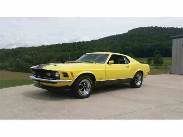 1970 Ford Mustang | 996811