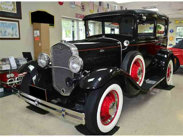 1931 Ford Model A | 996813