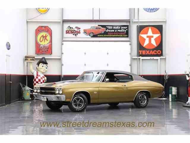1970 Chevrolet Chevelle SS | 996818