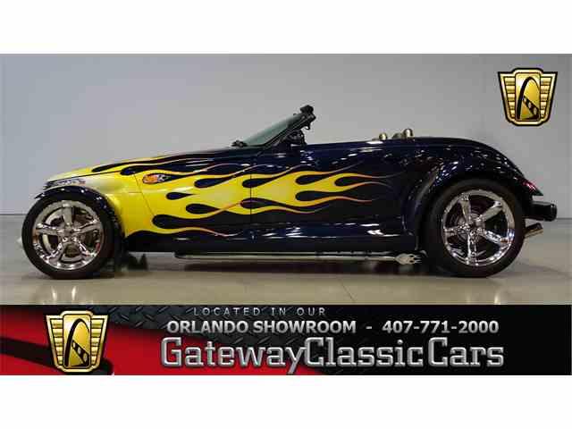 2001 Chrysler Prowler | 996825
