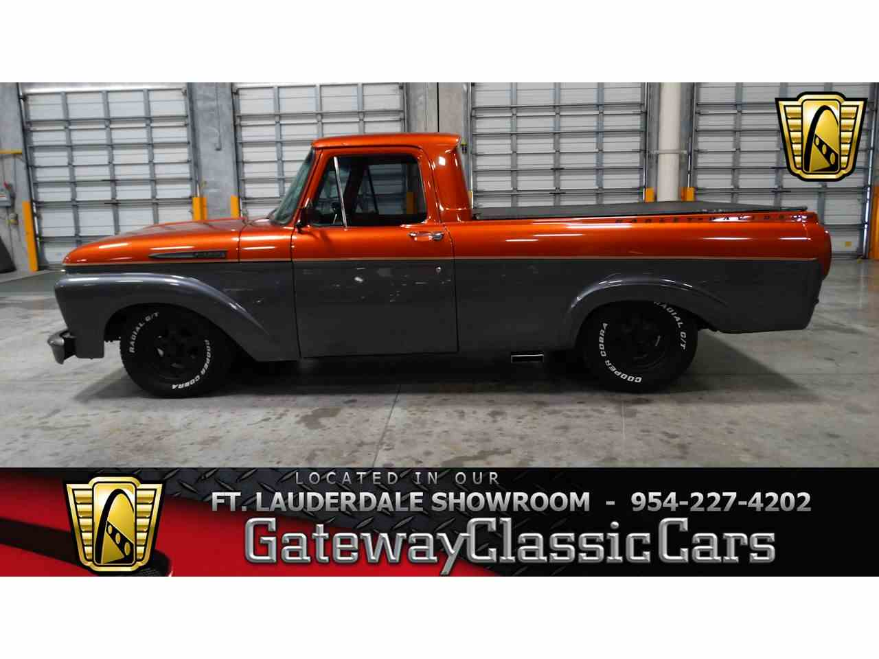 1961 Ford F100 for Sale - CC-996827
