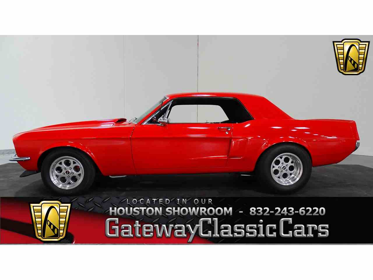 1968 Ford Mustang for Sale - CC-996828