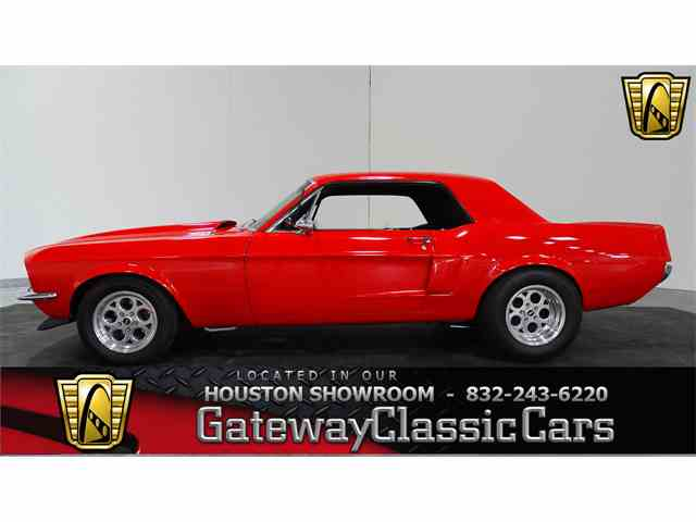 1968 Ford Mustang | 996828