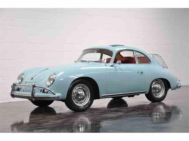 1959 Porsche 356A Sunroof Coupe | 996841
