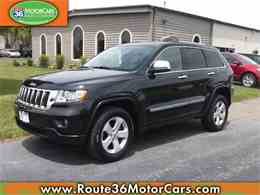 2012 Jeep Grand Cherokee for Sale - CC-996845