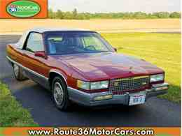 1990 Cadillac Fleetwood for Sale - CC-996846