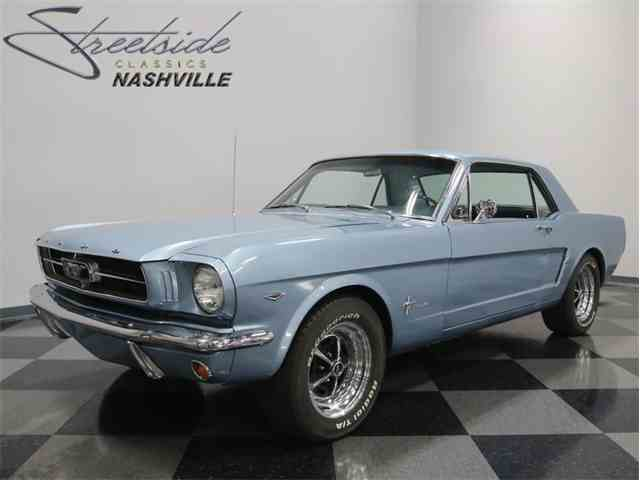 1965 Ford Mustang | 996847