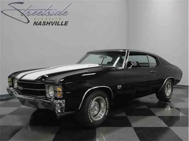 1971 Chevrolet Chevelle SS 454 Clone | 996848