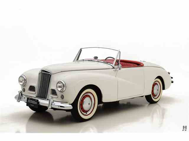 1954 Sunbeam Alpine | 990685