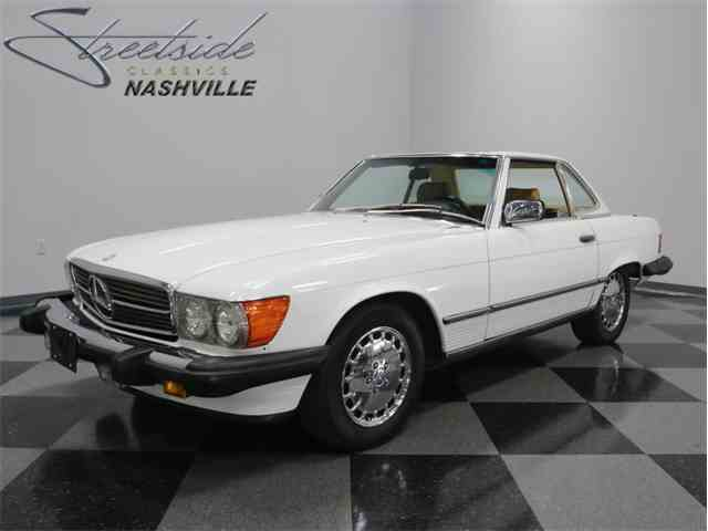 1987 Mercedes-Benz 560SL | 996851