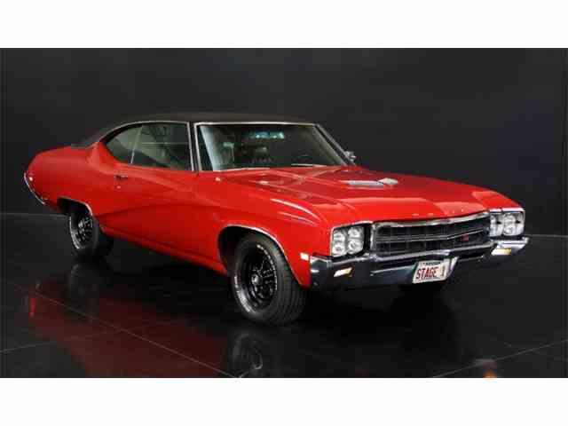 1969 Buick Gran Sport | 996852