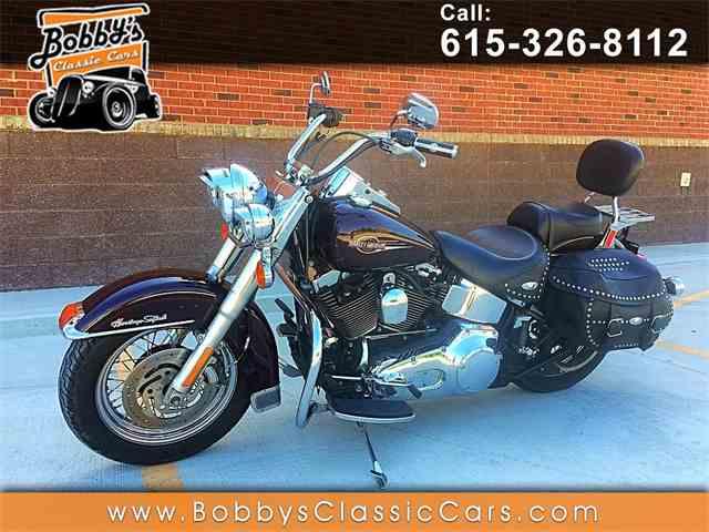 2006 Harley-Davidson FLSTCI | 996854