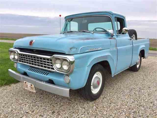 1958 Ford F100 | 996867