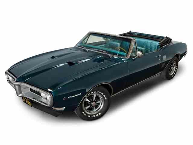 1967 Pontiac Firebird | 996868