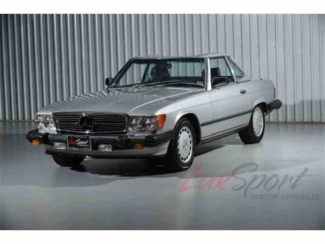 1987 Mercedes-Benz 560SL | 990687