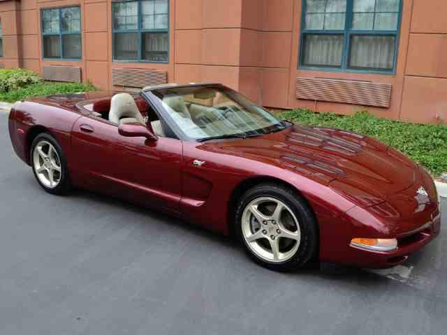 2003 Chevrolet Corvette | 996871