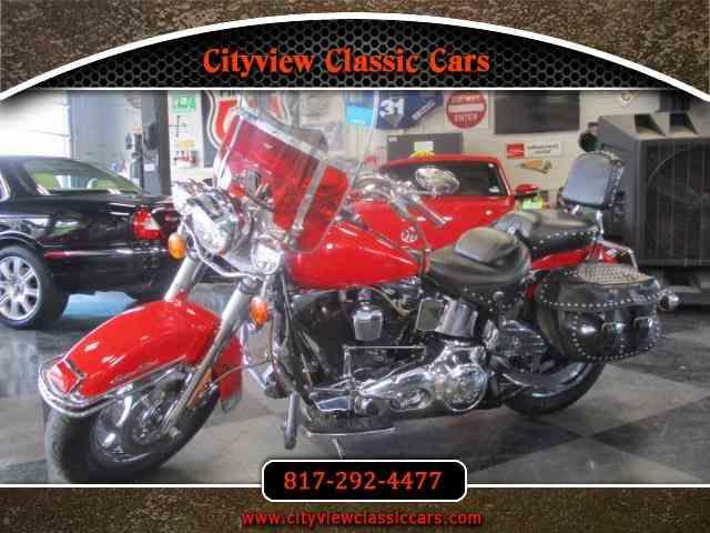 1991 Harley-Davidson Heritage Softail | 996873