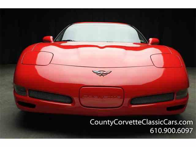 2001 Chevrolet Corvette | 996884