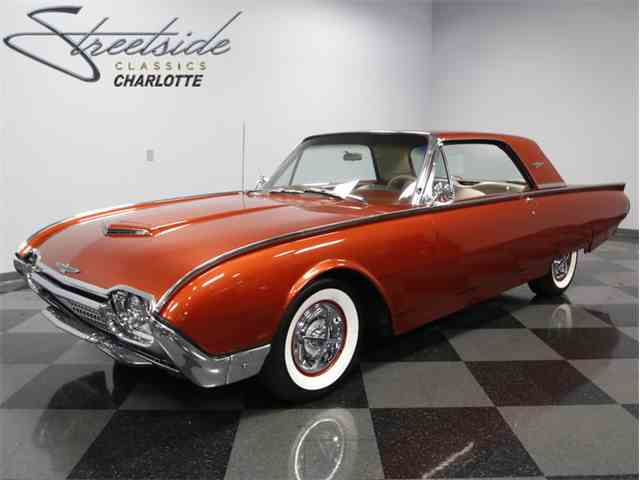 1962 Ford Thunderbird | 996885