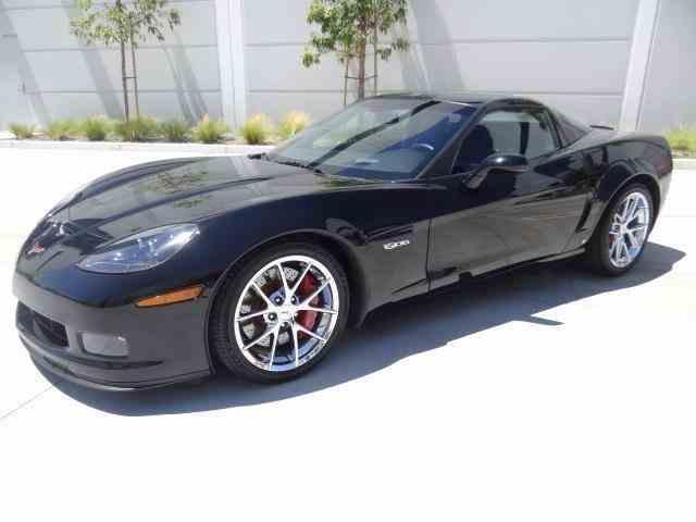 2009 Chevrolet Corvette Z06 | 996888