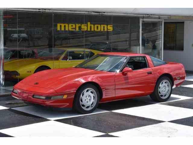 1991 Chevrolet Corvette | 996891