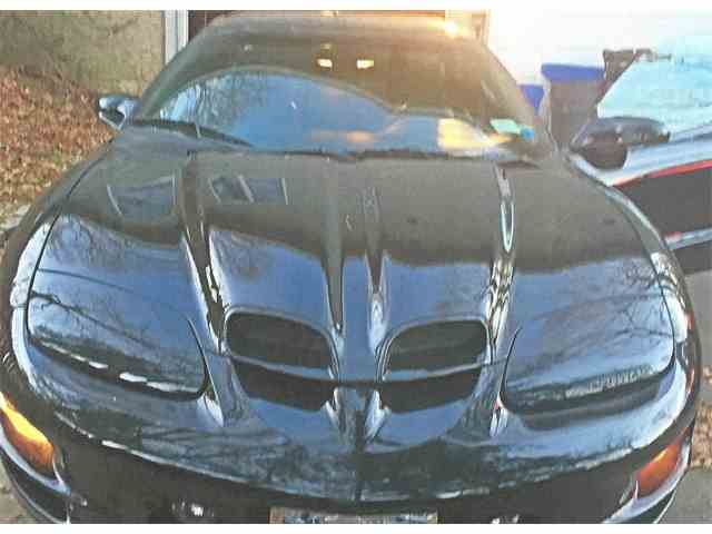 2001 Pontiac Firebird Trans Am | 990069