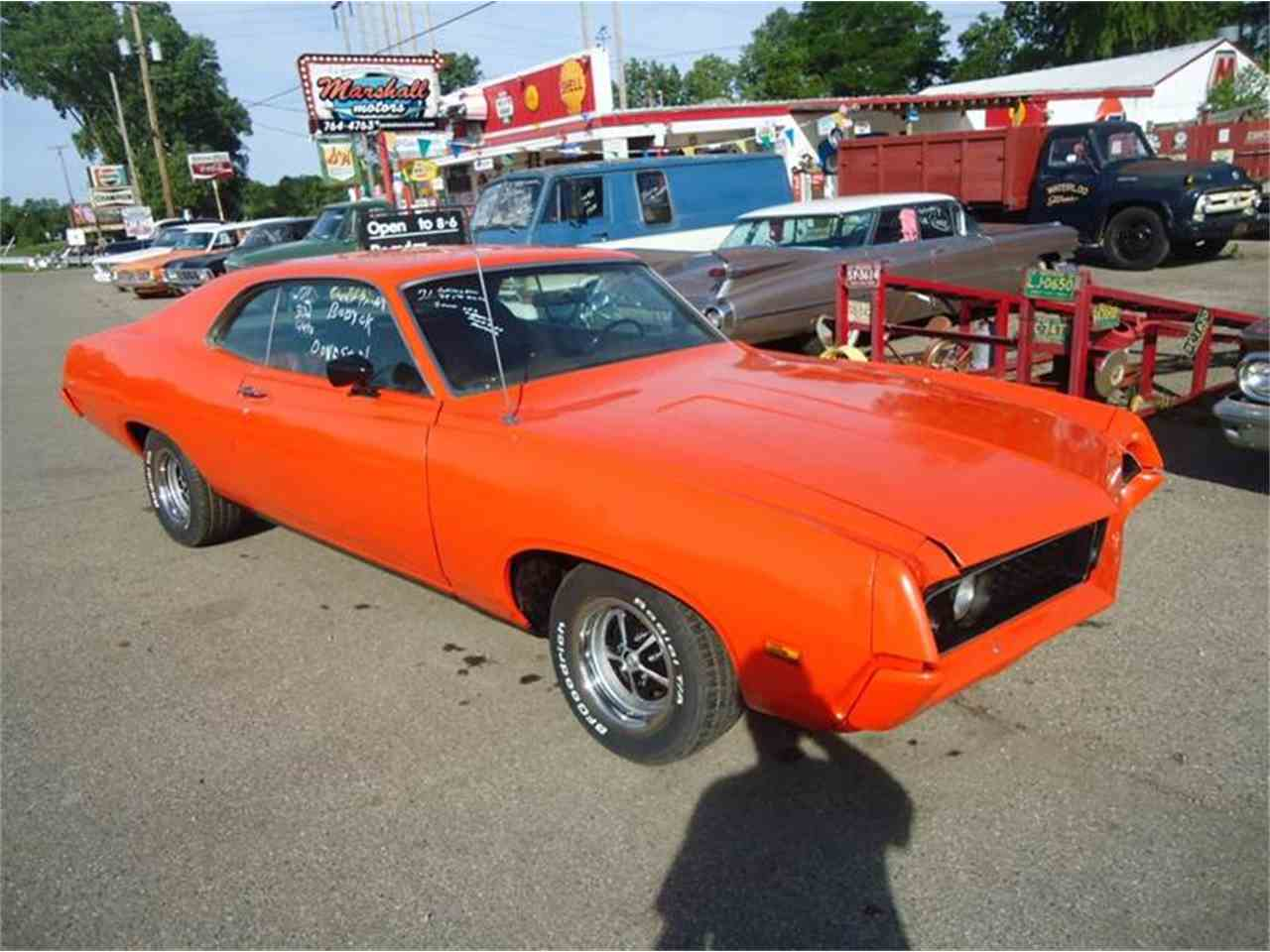 1971 Ford Torino for Sale - CC-996901
