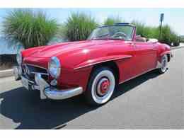 1958 Mercedes-Benz SL-Class for Sale - CC-996905