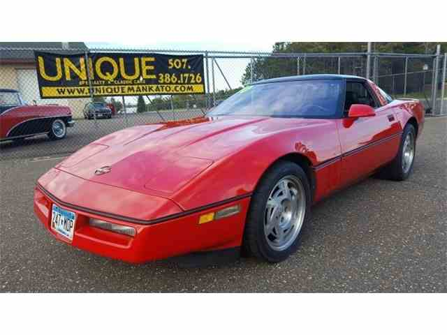 1990 Chevrolet Corvette    ZR1 | 996908