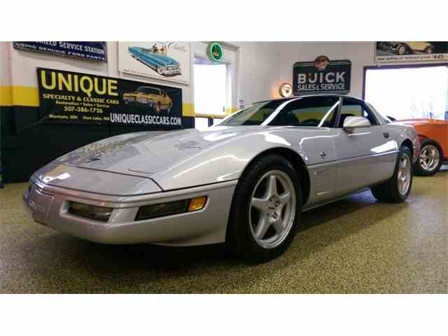 1996 Chevrolet Corvette    Collectors Edition | 996909