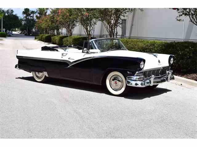 1956 Ford Sunliner | 996912