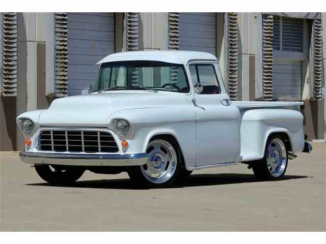 1956 Chevrolet Pickup 350 V8 Power Options with AC Custom | 996913