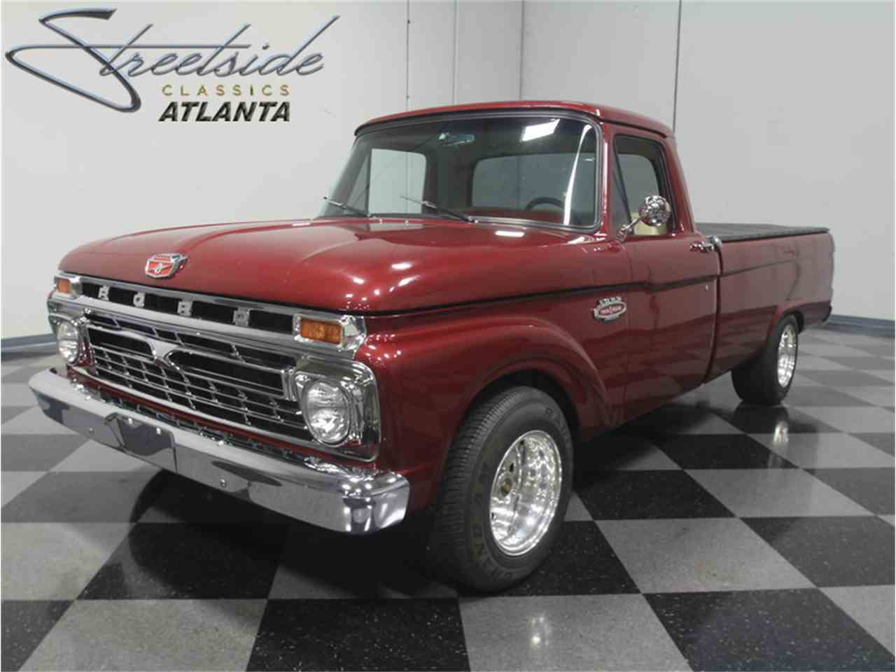 1966 ford f100 for sale cc 996919. Black Bedroom Furniture Sets. Home Design Ideas