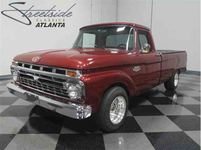 1966 Ford F100 | 996919