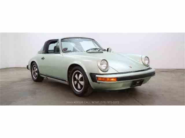 1976 Porsche 911S | 996922