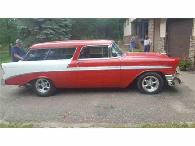 1956 Chevrolet Nomad | 996928