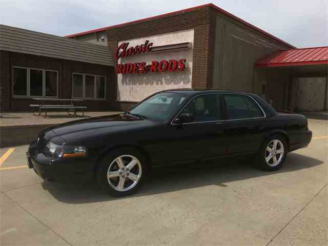 2004 MERCURY MARAUDER BASE | 996930