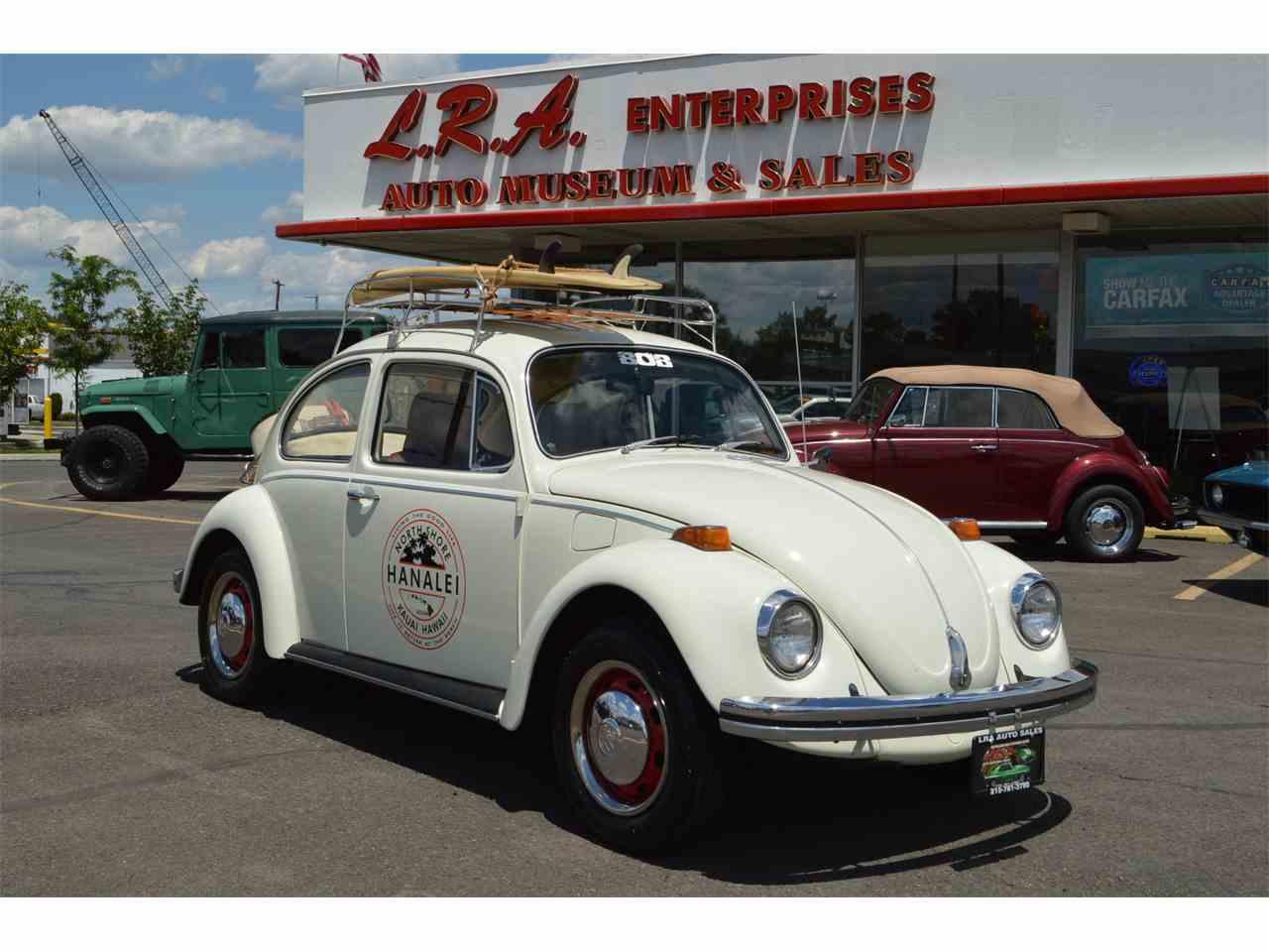 1970 volkswagen beetle 996943