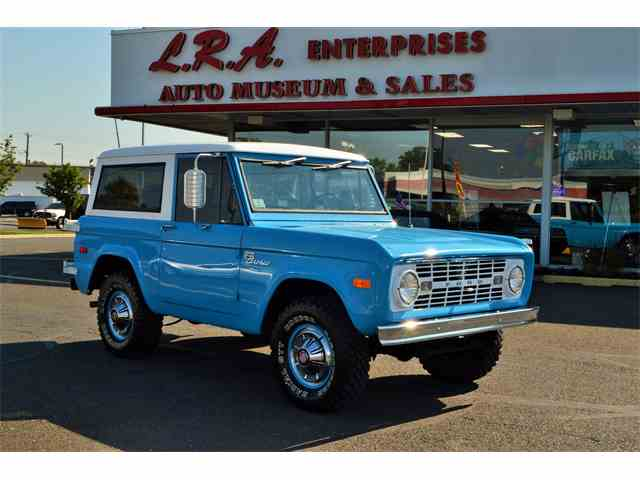 1974 Ford Bronco | 996949
