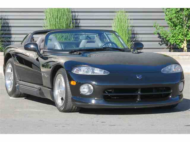 classic dodge viper for sale on 69 available. Black Bedroom Furniture Sets. Home Design Ideas