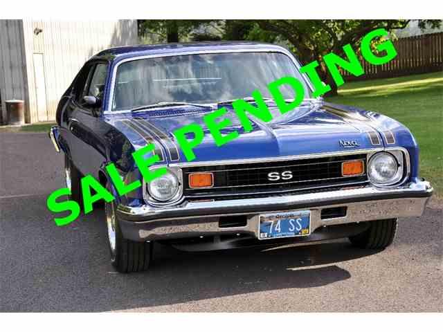 1974 Chevrolet Nova SS | 996984