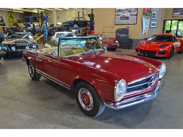 1965 Mercedes-Benz 230SL | 990007