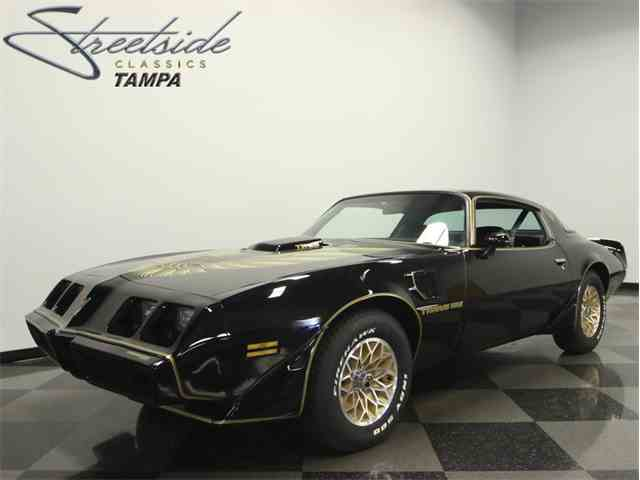 1979 Pontiac Firebird Trans Am | 990701