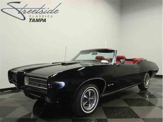 1969 Pontiac GTO | 990702