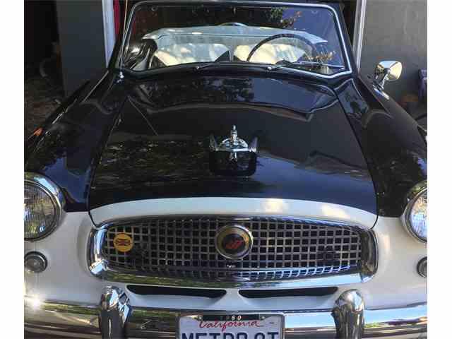1960 Nash Metropolitan | 997029