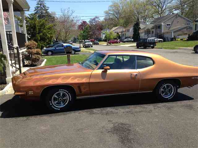 1972 Pontiac GTO | 997030
