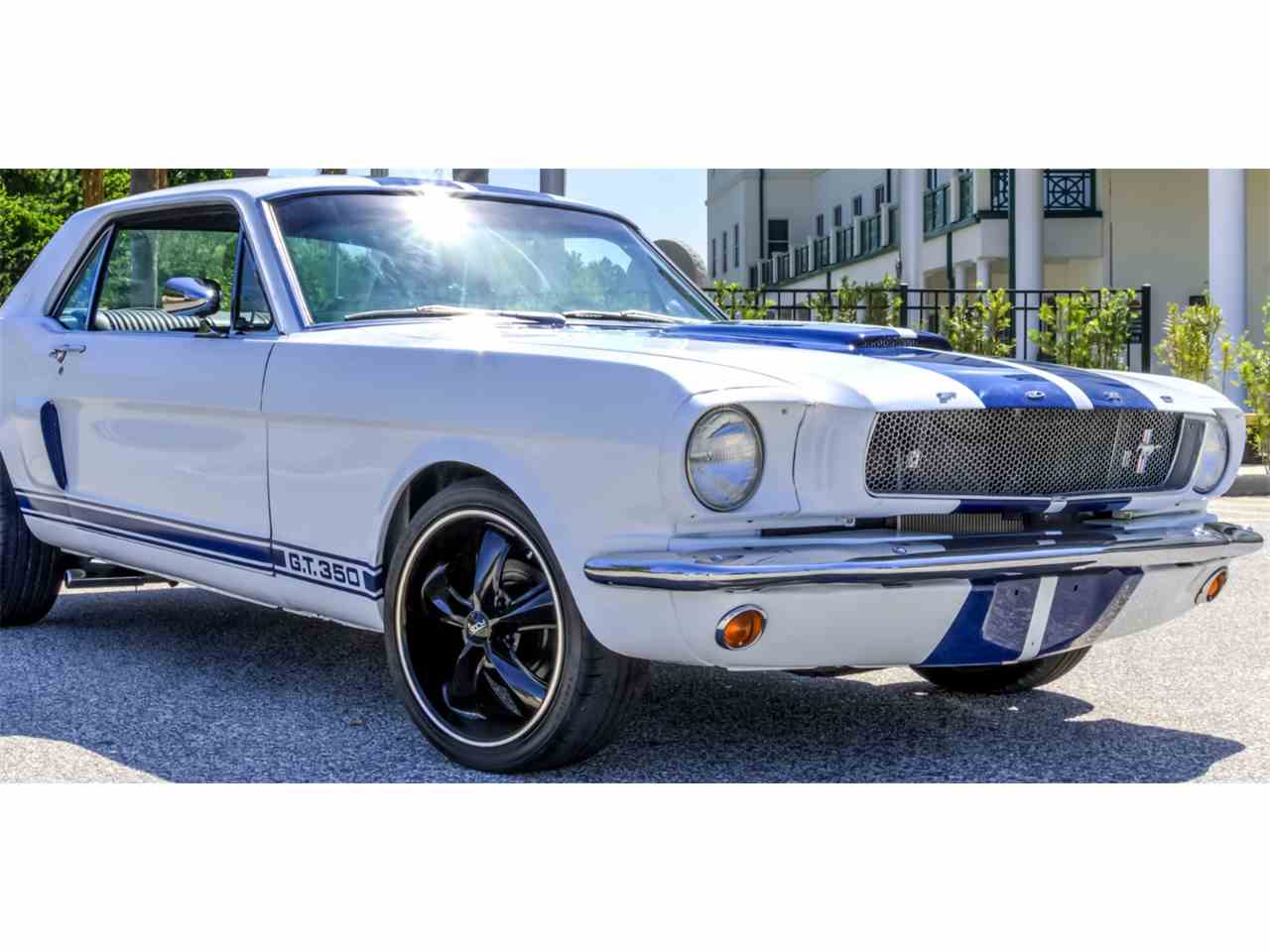 1966 Ford Mustang GT350 for Sale - CC-997032