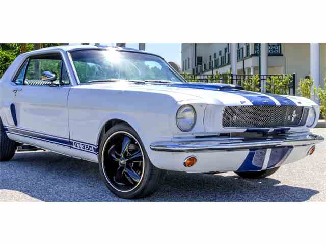 1966 Ford Mustang GT350 | 997032