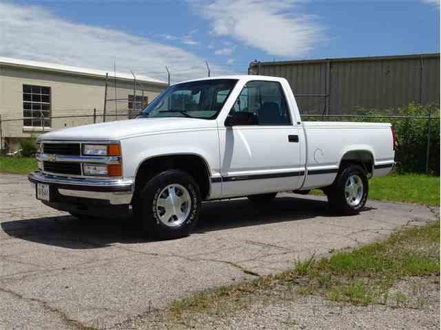 1998 Chevrolet Silverado | 997041