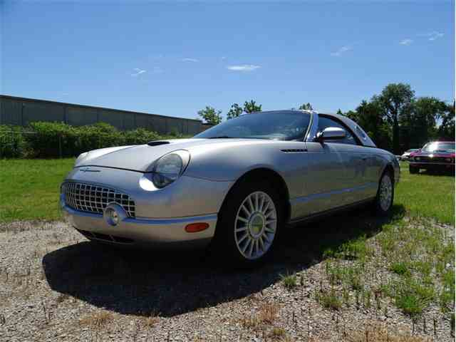2004 Ford Thunderbird | 997044